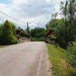 Ortseinfahrt Santenay