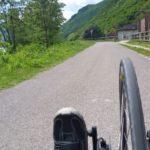 Etsch-Radweg auf der Höhe des Safety-Parks