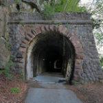 Tunnel für Fahrräder
