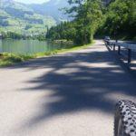 Radweg am Lauerzersee