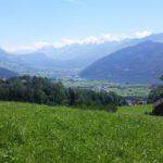 Aussicht in den Schwyzer Talkessel