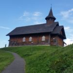 hölzerne Kirche Stoos