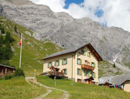 Graubünden, Schesaplana Hütte