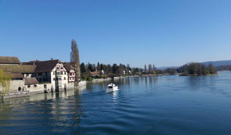 Stein am Rhein, Hochrhein