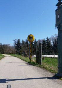 Grenzübergang Schweiz-Deutschland