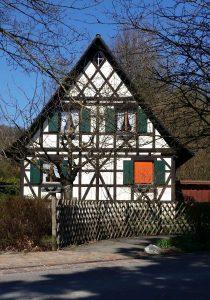 Fachwerkhaus bei Wangen