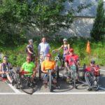 Schwyz, Handbike-Trail Rigi 17