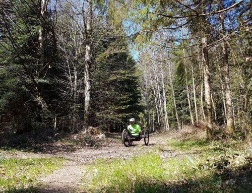 11. Mai 2019 – Fribourg: Handbike-Trail