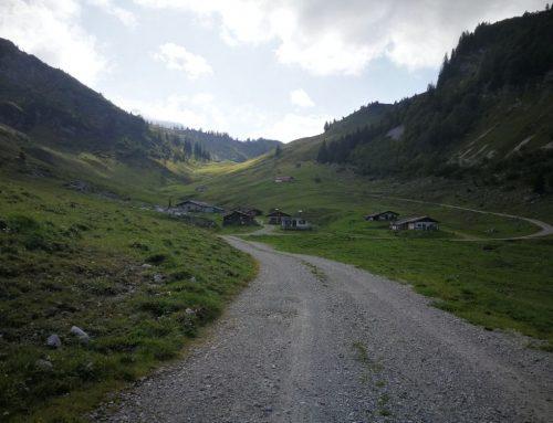 Tirol, Kössen Feldalm