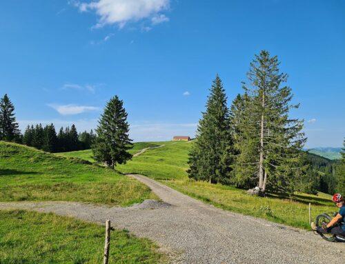 Appenzell / Rund um den Kronberg